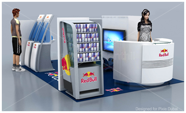 Designer Senthil Retail Marketing Kiosk Design Gallery